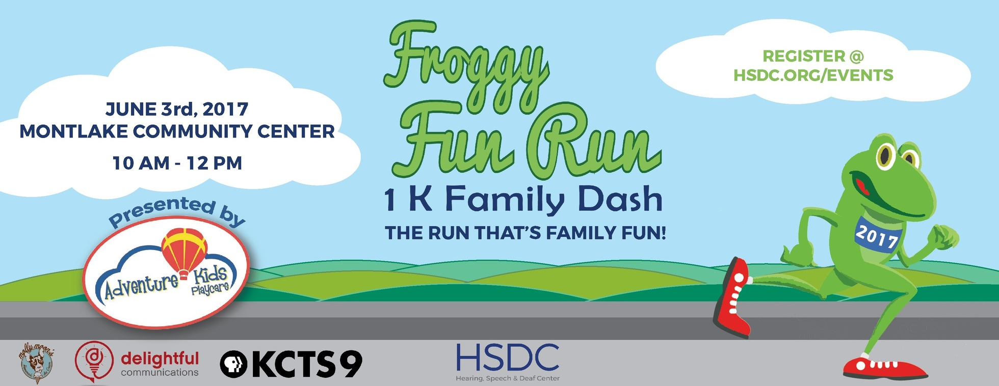 Froggy Fun Run 2017